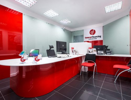 General Financing customer service center, Panevėžys