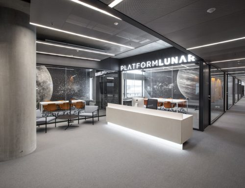 Platform Lunar Office Furniture (PLAZMA)